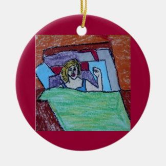 Good Morning Mum Christmas Ornament