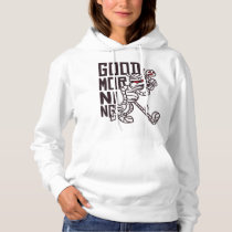 GOOD MORNING MUMMY HOODIE DESIGN