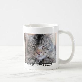Good Morning? Not For Grumpy Angel Coffee Mug