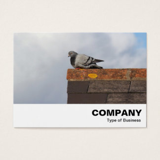 Good Morning Pigeon Business Card