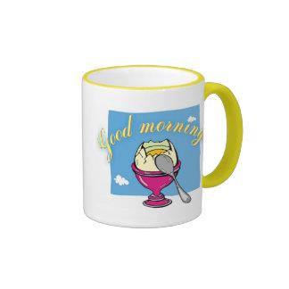 good morning ringer mug