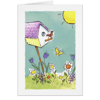 Good Morning Song Greeting Cards