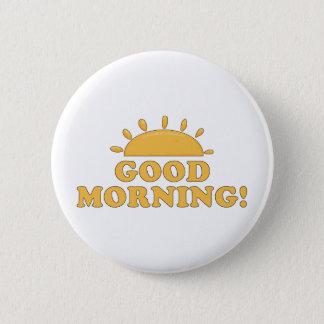 Good Morning Sun Button