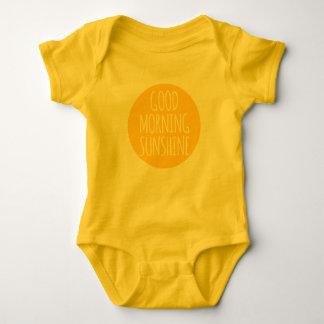 Good morning sunshine baby bodysuit