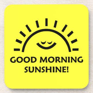 Good Morning Sunshine Beverage Coaster
