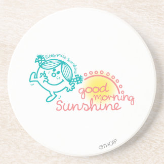 Good Morning Sunshine Drink Coasters