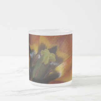 Good Morning Sunshine Frosted Glass Coffee Mug