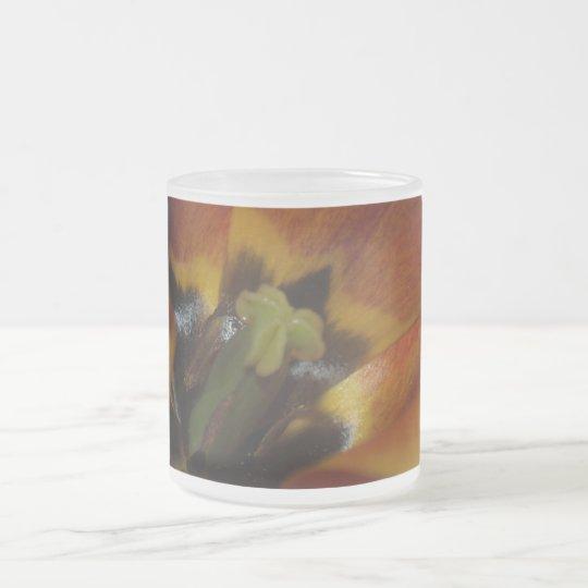 Good Morning Sunshine Frosted Glass Coffee Mug