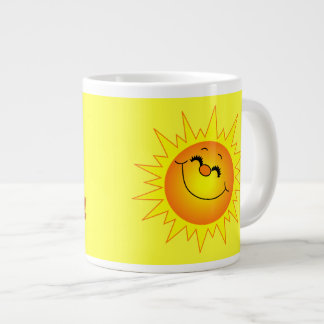 Good Morning Sunshine Jumbo Cup
