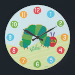 "Good Morning Sunshine! Large Clock<br><div class=""desc"">The Very Hungry Caterpillar</div>"