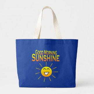 Good Morning Sunshine! Large Tote Bag
