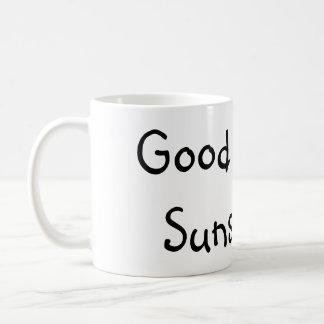 Good Morning Sunshine. (: Mugs