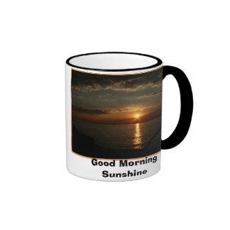 Good Morning Sunshine Coffee Mugs