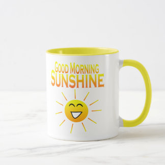 Good Morning Sunshine! Mug