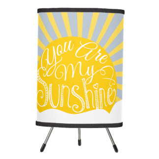 good morning sunshine nursery lamp