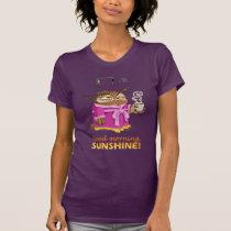 Good morning sunshine owl T-Shirt