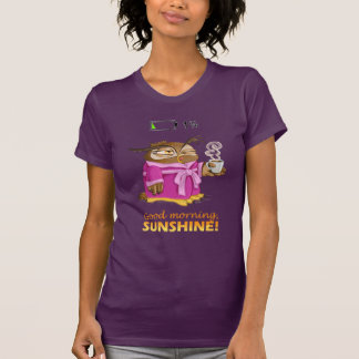 Good morning sunshine owl T-Shirt