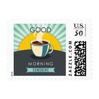 Good Morning Sunshine Postage
