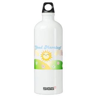 Good morning sunshine SIGG traveler 1.0L water bottle