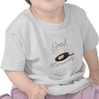 Good Morning T-shirts
