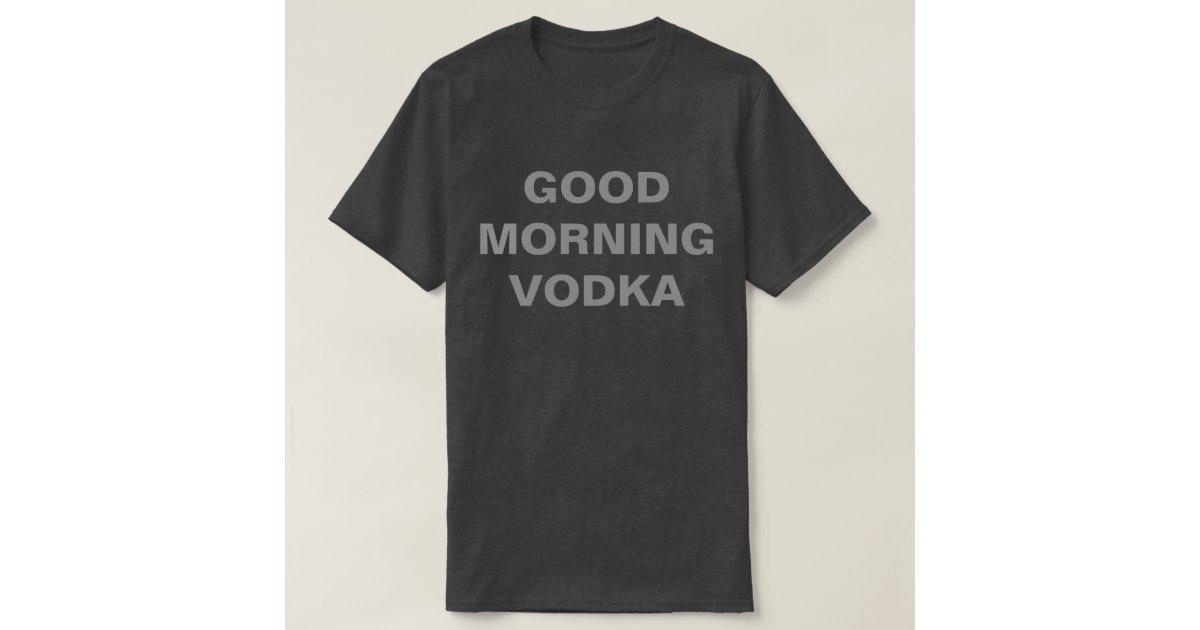 Vodka T Shirt Designs