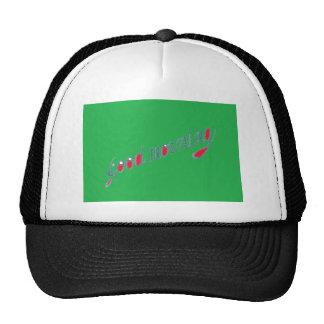 good_morning_work12 trucker hat