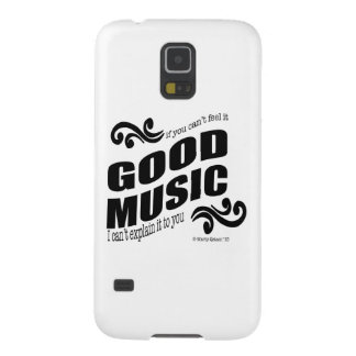 Good music Galaxy 5S Case
