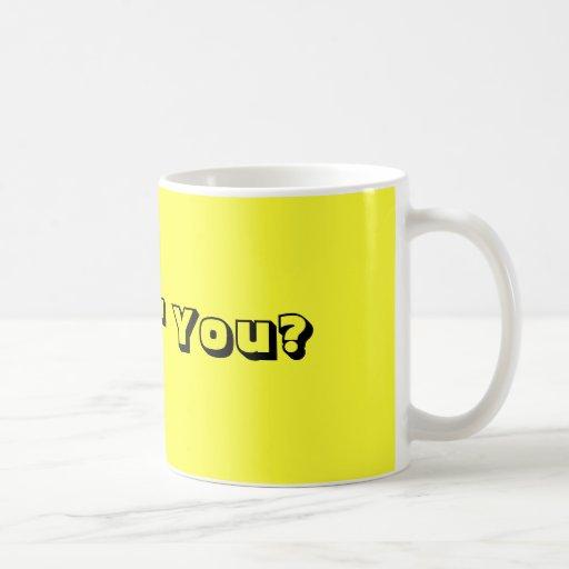 Good n' You? Classic White Coffee Mug