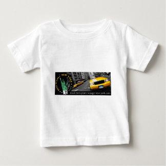 """GOOD NEW YORK PLANS "" BABY T-Shirt"