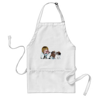good news adult apron
