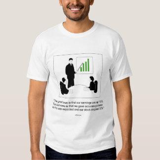 Good News.  Bad News. T-shirt