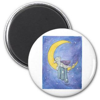 Good Night 2 Inch Round Magnet