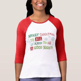 Good Night Before Christmas Tshirts