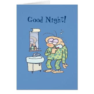 Good Night! Card