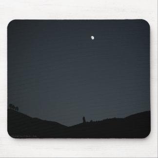 Good Night Earth Mousepad