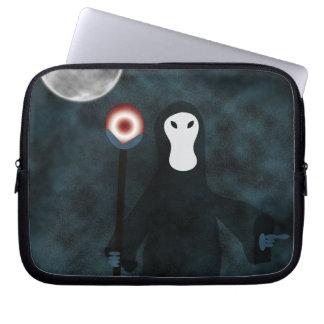 Good Night Grim Reaper Electronics Bag Laptop Sleeve