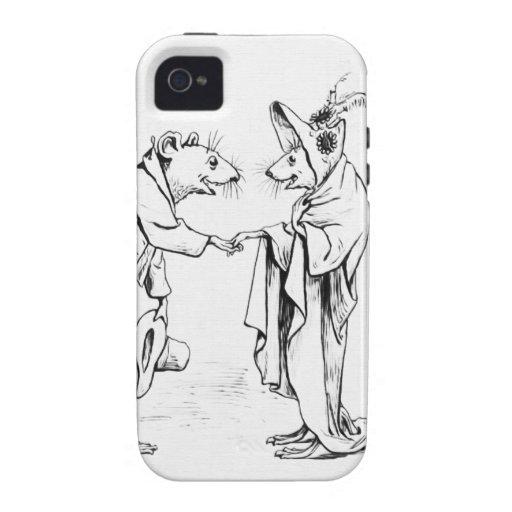 Good Night Mice Vibe iPhone 4 Case
