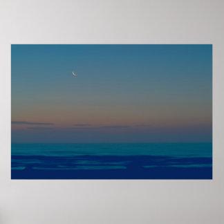Good night, Moon Poster
