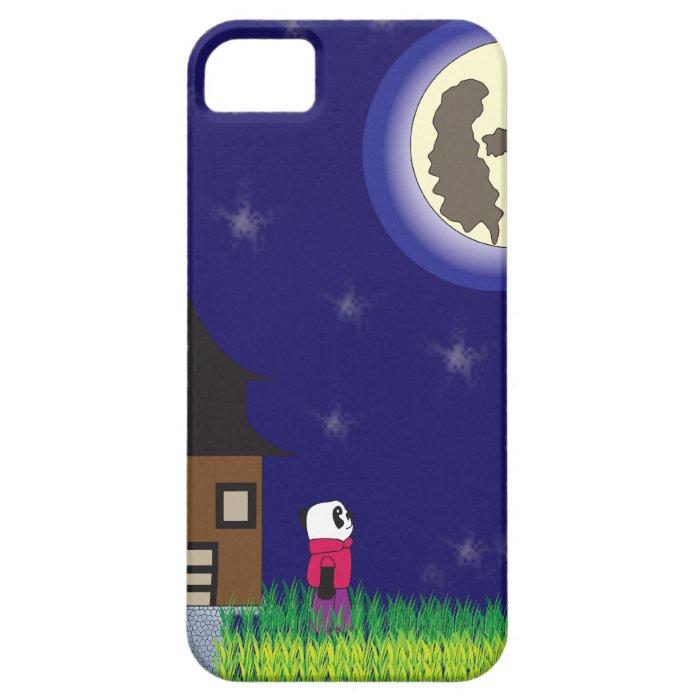 Good Night Panda Case-Mate Case