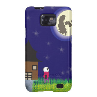 Good Night Panda Case-Mate Case Samsung Galaxy SII Cover