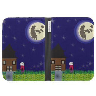 Good Night Panda Caseable Case Cases For The Kindle