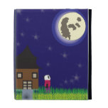Good Night Panda Caseable Case iPad Folio Cover