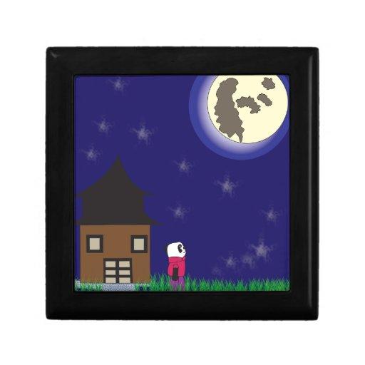 Good Night Panda Gift Box