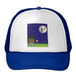 Good Night Panda Hat