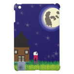 Good Night Panda iPad Mini Cover