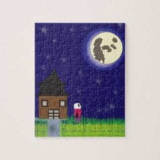 Good Night Panda Puzzle