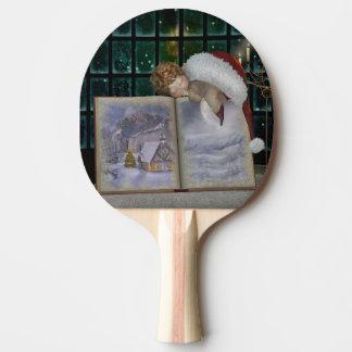 Good night Ping-Pong paddle