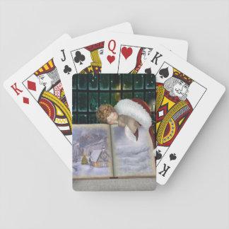 Good night playing cards