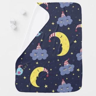 Good Night Sleep Tight Baby Blanket