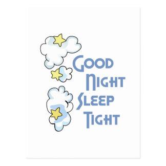 GOOD NIGHT SLEEP TIGHT POST CARDS
